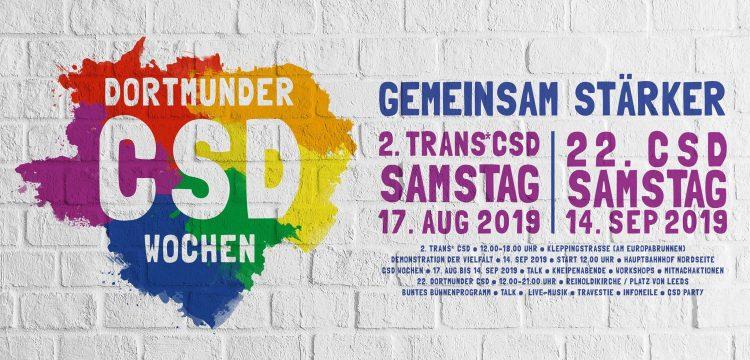 30.8.2019: Regenbogenbunt