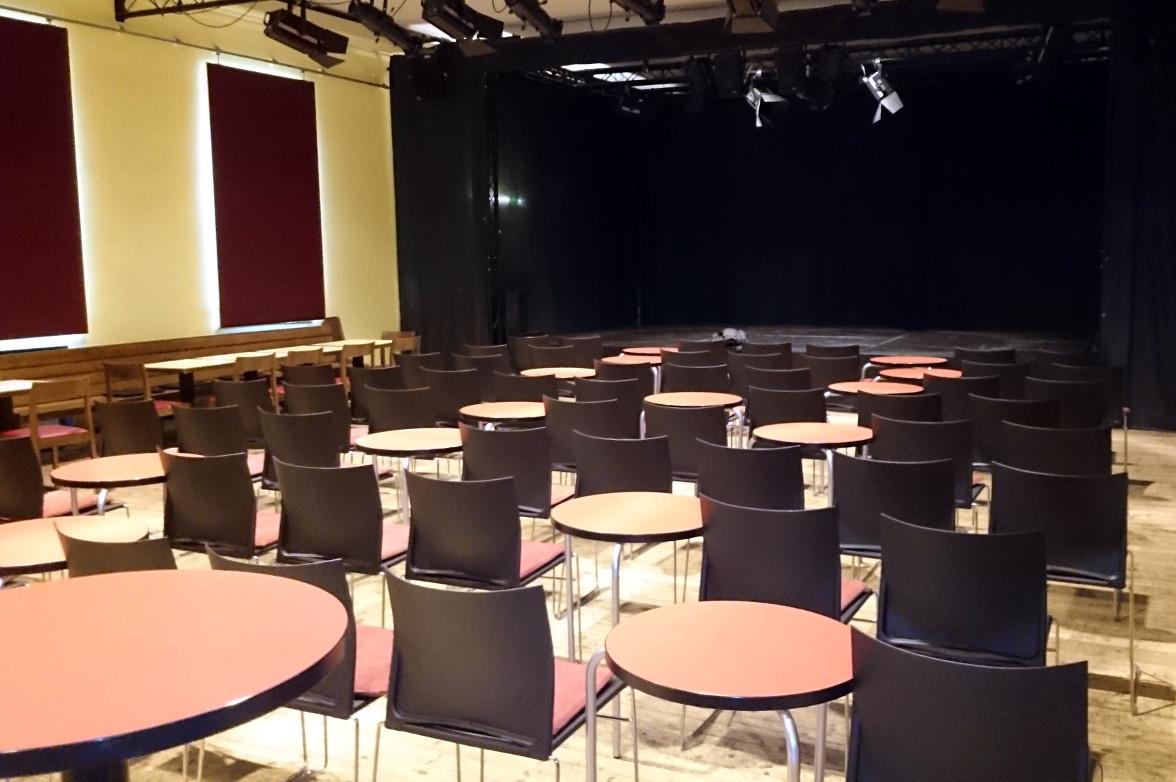 Es gibt noch freie Plätze am 2. Juni um 20 Uhr im Wichern KulturOrt